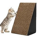 IW.HLMF Grande Gatto graffio Bordo Angolo Contro Il Muro Triangolo Gatto Artiglio Cattura Pet Giocattolo del Gatto