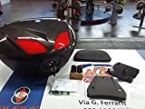 1B00023200MC KIT BAULETTO GRANDE PER PIAGGIO BEVERLY RST 125 300 126/A MARRONE