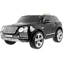 BSD Coche Electrico para Niños Auto Alimentado con Batería Vehículo Eléctrico Control Remoto - Bentley Bentayga