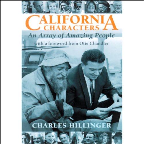 California Characters  Audiolibri
