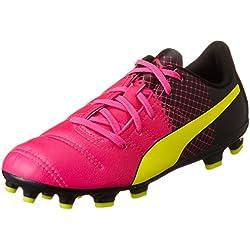 f3a0dc4f33962 PumaevoPOWER 4.3 Tricks AG Jr - Zapatillas de Fútbol Entrenamiento Niños-Niñas