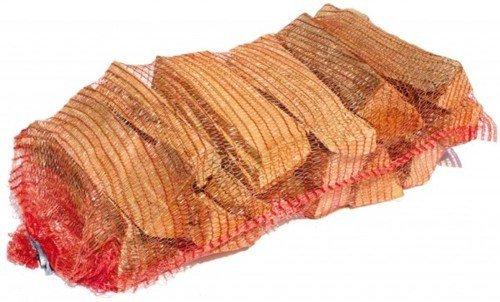 Set 6 Buche Brennholz in 10-kg-Sack Ca Gartengrillgeräte Holz zu grillen