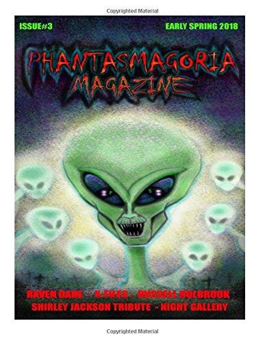 Phantasmagoria Magazine Issue 3