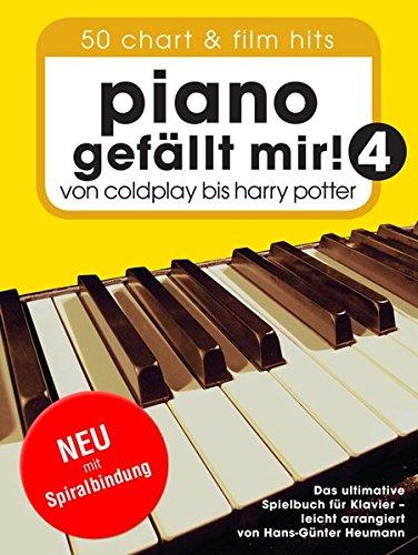 Piano Gefallt Mir! - Book 4 (Spiral-Bound): Songbook für Klavier