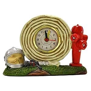 Alxshop - Horloge et ornements en rŽsine : borne d'incendie