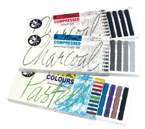 5-pack-assorted-charcoal-sticks-set-compressed-black-white-grey-earth-pastel-colours-non-toxic
