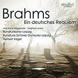 Requiem allemand = Deutsches requiem / Johannes Brahms | Brahms, Johannes (1833-1897)