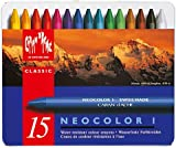 Caran D'ache Neocolor I Wax Oil Crayons (Pack of 15)