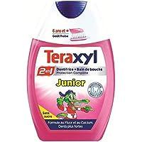 Teraxyl dentifrice junior flacon 6x75ml - Prix Unitaire - Livraison Gratuit En France métropolitaine sous 3 Jours...