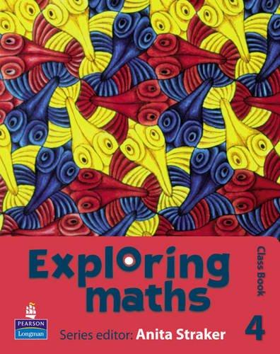 Exploring Maths: Class Book Tier 4