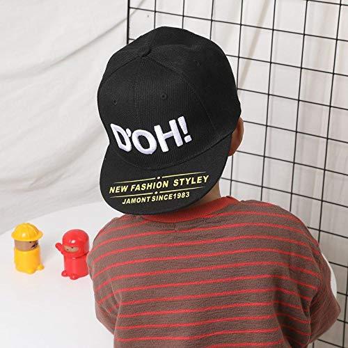 Große Green Ranger Kostüm - Hip-Hop-Hut für Kinder für männliche Jungen Baseballmütze Baby Entenzunge Sonnenschutzkappe Abbildung 8 2-9 Jahre alt