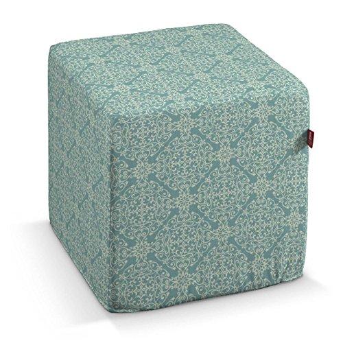 Dekoria Bezug für Sitzwürfel Bezug für Sitzwürfel 40x40x40 cm mintgrün