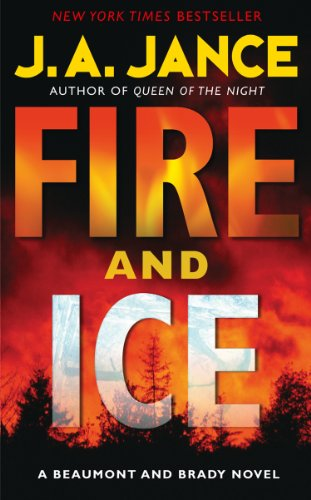 Fire Kindle Mystery Bücher (Fire and Ice)