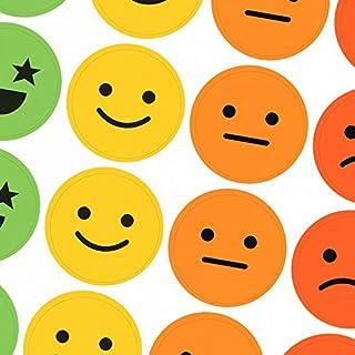 120 extra große Belohnungsaufkleber (Bunter Mix) für Kinder, Schule, Erziehung, Kindergarten, Vorschule, Kita/Aufkleber / Sticker/Etiketten