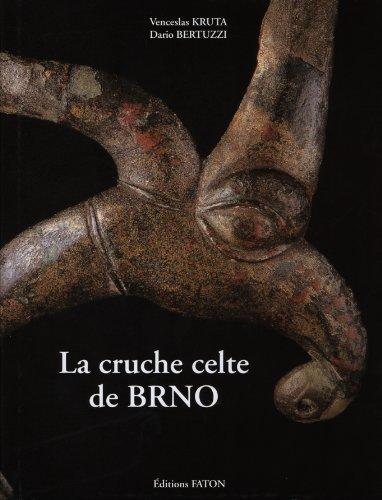 La cruche celte de BRNO : Chef-d'oeuvre de l'art, Miroir de l'Univers par Venceslas Kruta