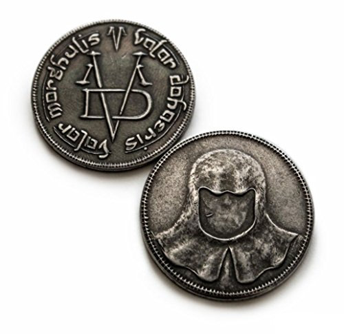 Image of GAME OF THRONES - Iron Coin of the Faceless Man!