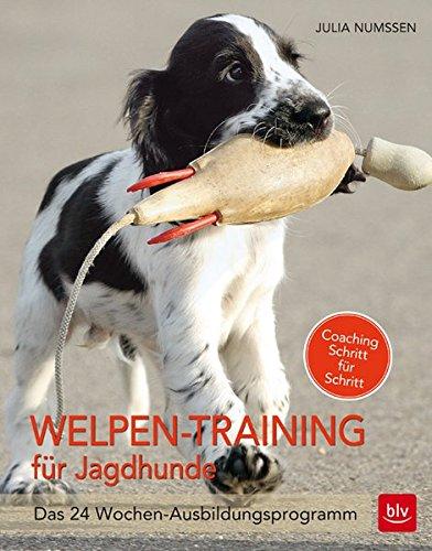 Welpen-Training für Jagdhunde: Das 24-Wochen Ausbildungsprogramm (Jagd Jagdhunde)