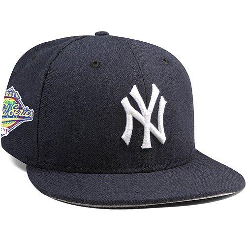 Mariano Rivera 1996 New York Yankees World Series vivigade 59FIFTY Fitted Cap New Era argento-nero 6