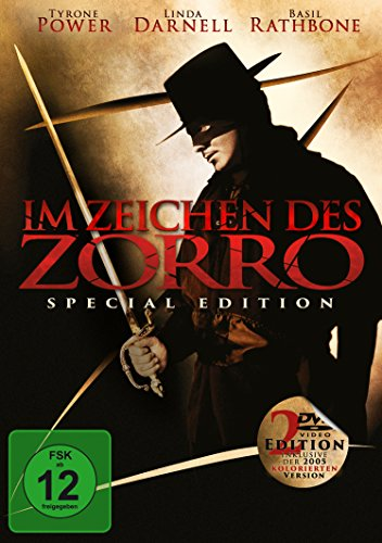 Im Zeichen des Zorro - Special Edition (The Mark of Zorro) [2 DVDs]