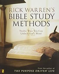 Rick Warren's Bible Study Methods by Rick Warren (2006-03-23)
