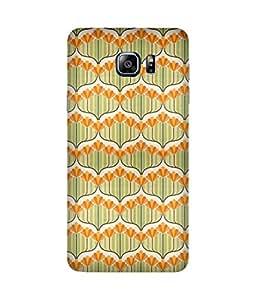 Yellow Garden Samsung Galaxy Note 5 Case