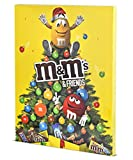 Image of M&M Friends Schokoladen-Adventskalender 24 Portionsbeutel, 1er Pack (1 x 100 g)