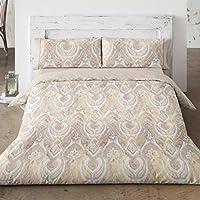 Burrito Blanco - Funda nórdica 447 Beige de cama de 150x190/200 cm