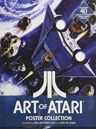 Große Nasen Strips (Art of Atari Poster Collection)