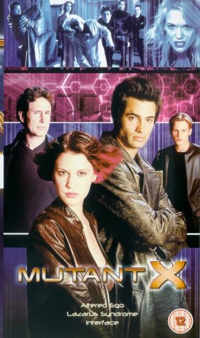 Mutant X: Season 1 - Episodes 14-16 [VHS]