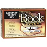 Book Lover: Magnetic Poetry Kit