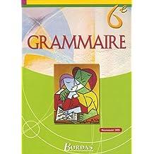 Grammaire 6e