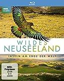 Wildes Neuseeland - Inseln am Ende der Welt [Alemania] [Blu-ray]