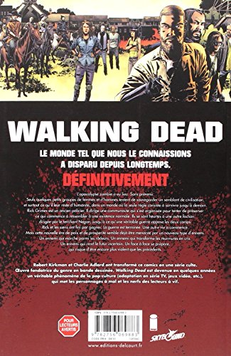 Walking Dead, Tome 23 : Murmures