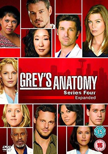 Grey's Anatomy - Series 4 - Complete