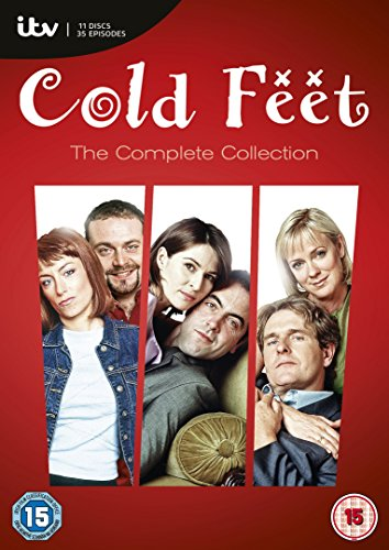 Preisvergleich Produktbild Cold Feet-the Complete Collection [DVD] [Import]