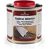 Quitapinturas o decapante extra fuerte en gel ideal para quitar pinturas viejas de madera y metal - 750 ml -