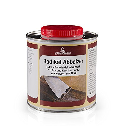 Radikal Abbeizer 750ml GEL