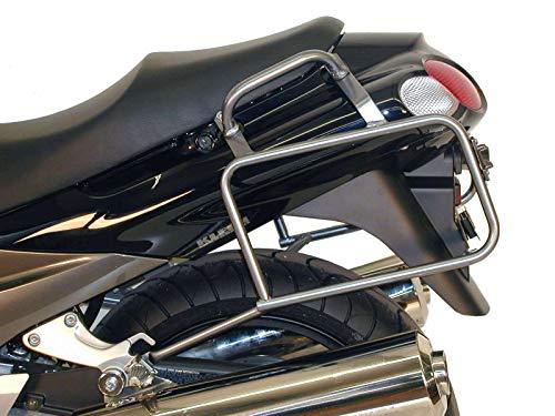 Hepco&Becker Seitenkofferträger festverschraubt - schwarz für Kawasaki ZZR 1200