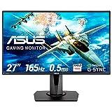 ASUS VG278QR 27 Inch FHD (1920 x 1080) Esports Gaming Monitor, 0.5 ms