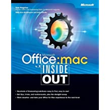 Microsoft? Office v. X for Mac Inside Out by Tom Negrino (2002-06-29)