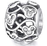 Way2bb Dije de Mickey y el símbolo de infinito, de Disney