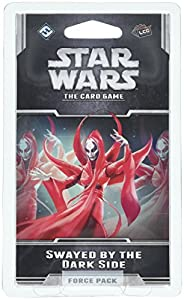 Fantasy Flight Games FFGSWC40 Swayed by The Dark Side Force Pack: Star Wars LCG Exp, Multicolor