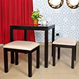 Home Centre Montoya 2 Seater Dining Table Set with Stool