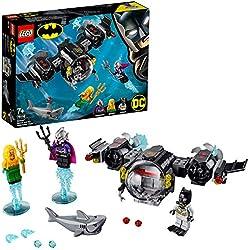 LEGO Super Heroes - Batsub di Batman e il duello sottomarino, 76116