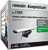 Rameder Komplettsatz, Dachträger Pick-Up für FORD TOURNEO CONNECT / GRAND TOURNEO CONNECT Kombi (111287-11574-46)