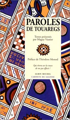 Paroles de Touaregs