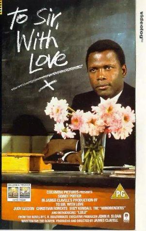 Preisvergleich Produktbild To Sir,  With Love [VHS] [UK Import]