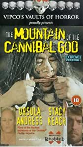 The Mountain Of The Cannibal God [VHS]