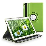 kwmobile Asus ZenPad 10 (Z300) Hülle - 360° Tablet Schutzhülle Cover Case für Asus ZenPad 10 (Z300) - Grün