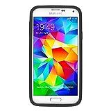Artwizz 3053-1062 SeeJacket Silikone Case für Samsung Galaxy S5 schwarz